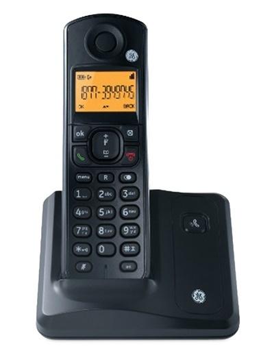 General Electric General Electrıc Tk 28511 Dect Telefon Siyah
